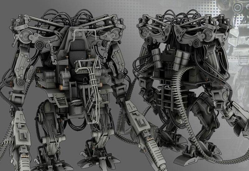 cpu机器人